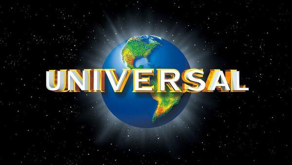 Логотип студии Universal. Архивное фото