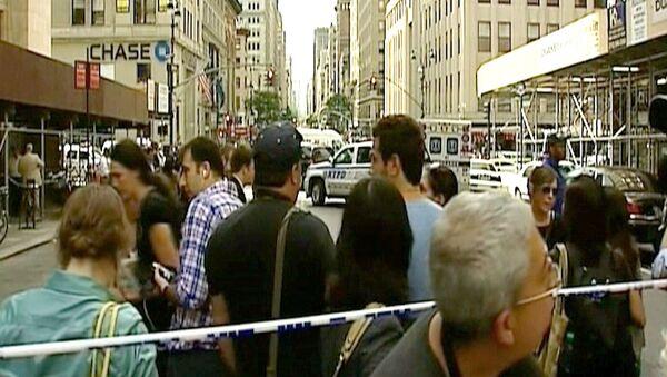 Полиция выясняет обстоятельства стрельбы у Empire State Building