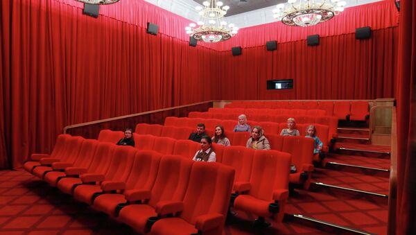 Международный кинорынок Red Square Screenings открывается в Москве