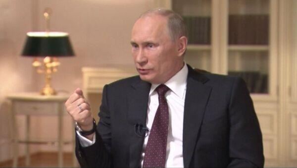 Путин о саммите АТЭС, кандидате в президенты Ромни и списке Магнитского