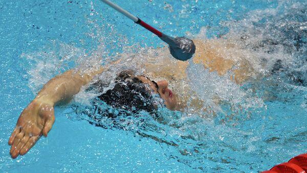 Паралимпиада - 2012. Плавание