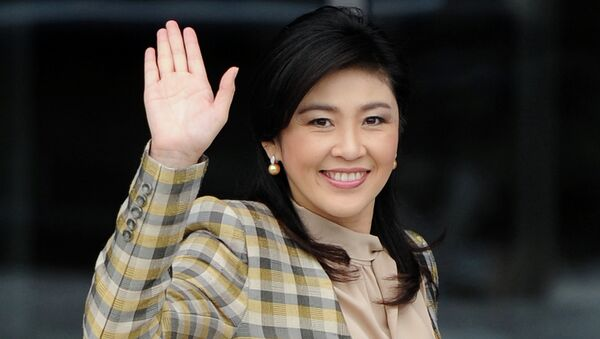 Экс-премьер Таиланда Йинглак Чинават. Архивное фото