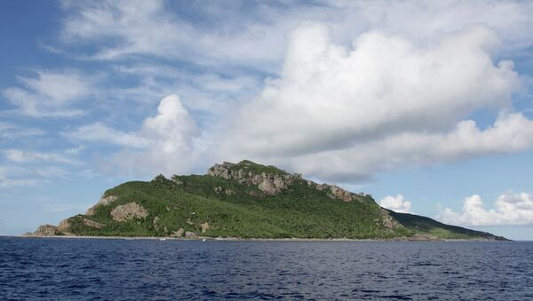Острова Сенкаку. Архивное фото.