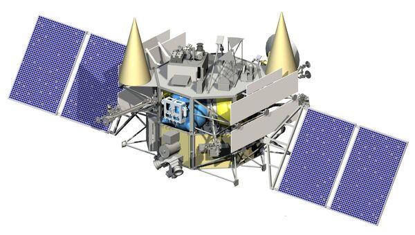 Орбитальный зонд Луна-Глоб