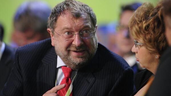Депутат Владислав Резник. Архивное фото