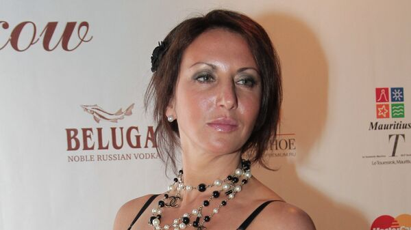 Актриса Алика Смехова