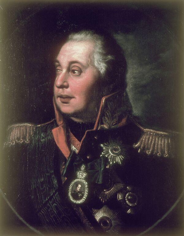Русский полководец М.И.Кутузов