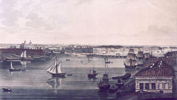 Петербург начала 19 века