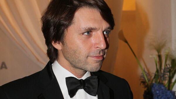 Николай Усков. Архивное фото