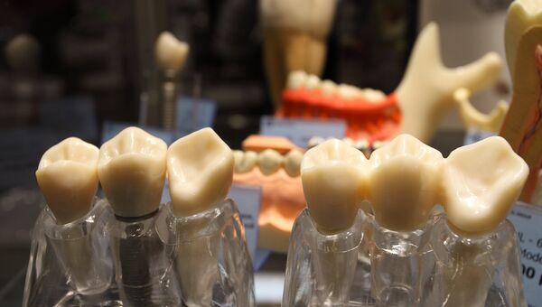 Стоматологическая выставка