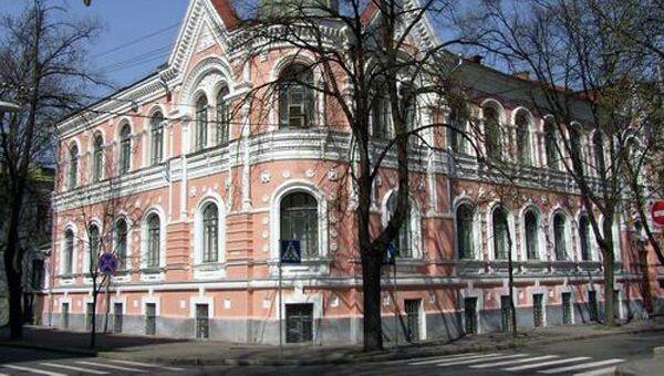 Здание Киевского апелляционного административного суда