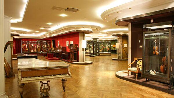 Всероссийское музейное объединение музыкальной культуры имени Глинки (ВМОМК). Архивное фото