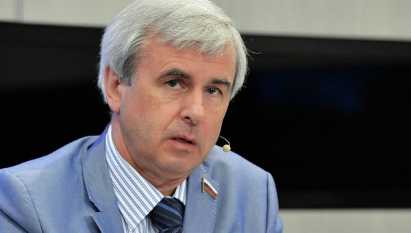 Депутат Госдумы Вячеслав Лысаков. Архивное фото