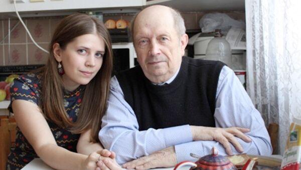 Николай и Екатерина Белковы