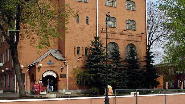 Третьяковский приют для вдов художников в Лаврушинском переулке, Москва