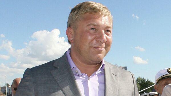 Глава Калининграда Александр Ярошук. Архивное фото