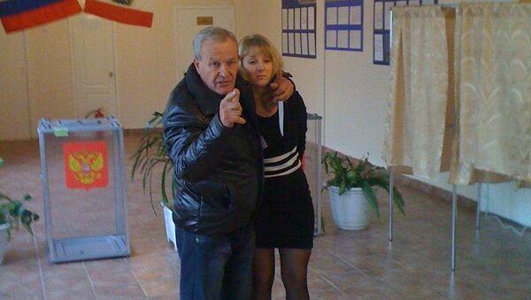 Избиратель напал с ножом на членов УИК в Саратовской области