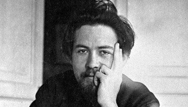 Писатель Антон Павлович Чехов. Архивное фото
