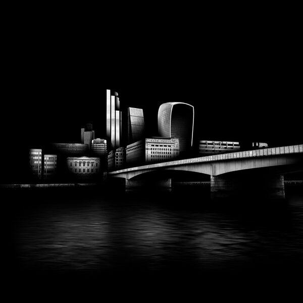 Jonathan Walland. Работа финалиста конкурса The Art of Building