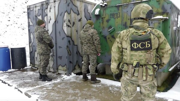 Сотрудники ФСБ РФ изъяли 1,2 тысячи боевых стволов оружия в спортивно-стрелковом клубе Паритет-СВ в Калужской области