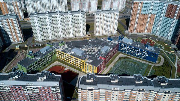 Самая большая в России школа открыта в Москве
