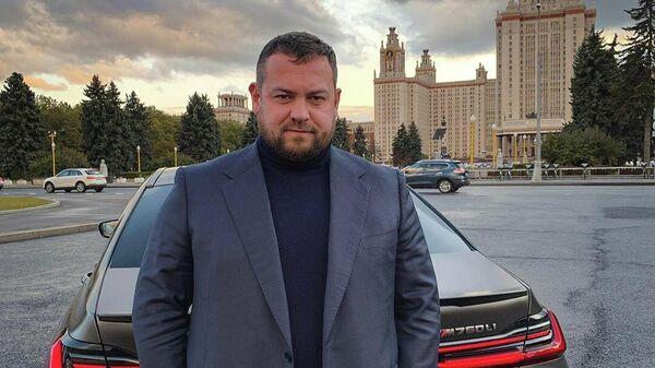 Автоблогер Эрик Китуашвили