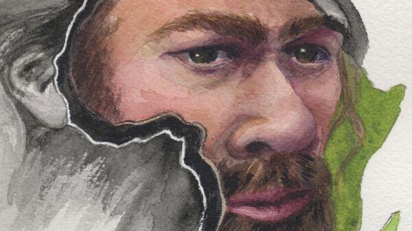 Неандерталец в Африке