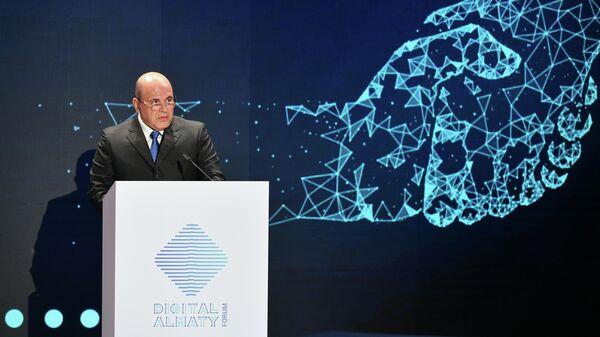 Россия способна к передовым цифровым разработкам, заявил Мишустин