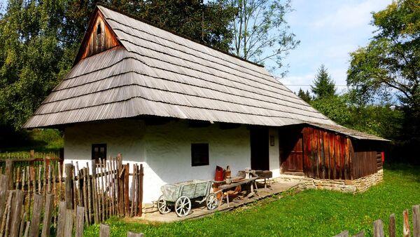 Деревенский дом в Словакии