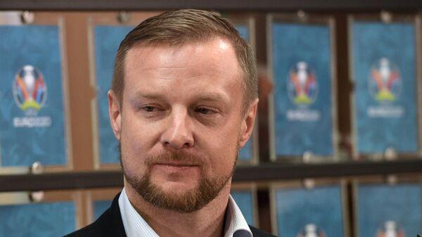 Экс-вратарь ФК Зенит и сборной России по футболу Вячеслав Малафеев