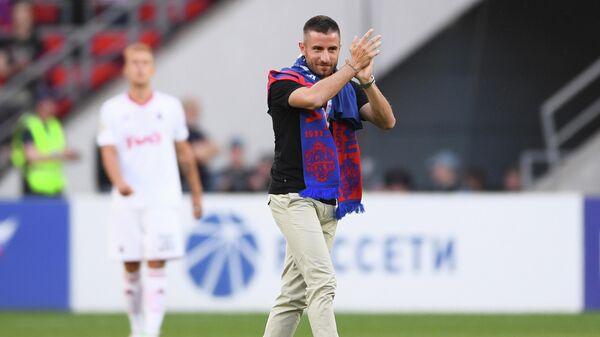 Футболист Зоран Тошич
