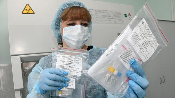 Эксперт оценил возможность появления домашнего теста на коронавирус