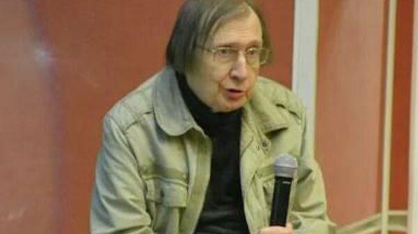 Писатель, литературовед и переводчик Евгений Витковский