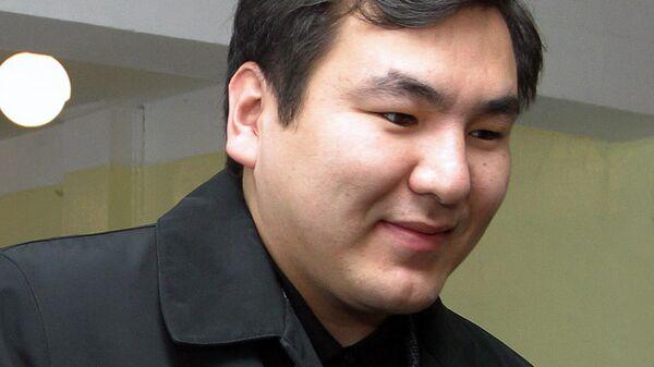 Айдар Акаев, старший сын первого президента Киргизии Аскара Акаева