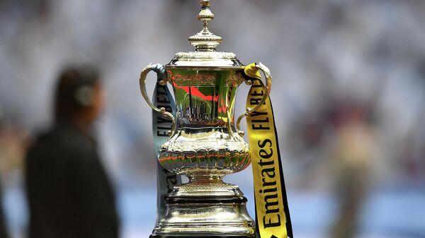 Трофей Кубка Англии по футболу
