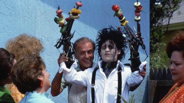 Кадр из фильма Эдвард руки-ножницы