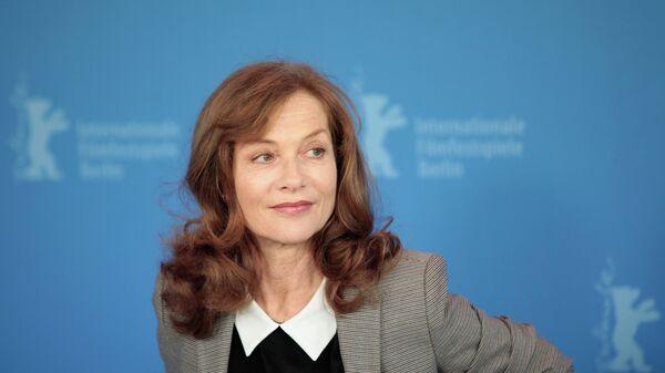 Изабель Юппер на Берлинале-2012