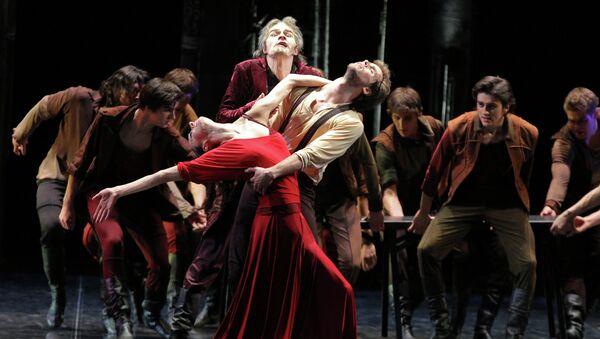 Спектакль театра балета Бориса Эйфмана. Архивное фото