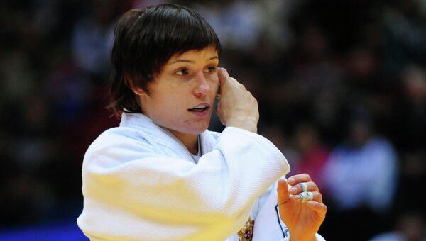 Российская спортсменка Наталья Кузютина. Архивное фото