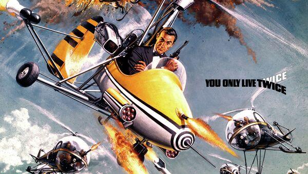 Постер к фильму Живешь только дважды