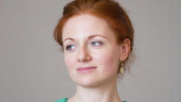 Новый директор Политехнического музея Юлия Шахновская