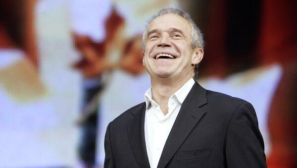 Актер Сергей Гармаш. Архив