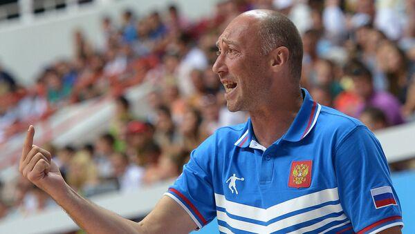 Василий Карасев, архивное фото