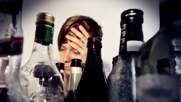 Алкоголизм. Архив
