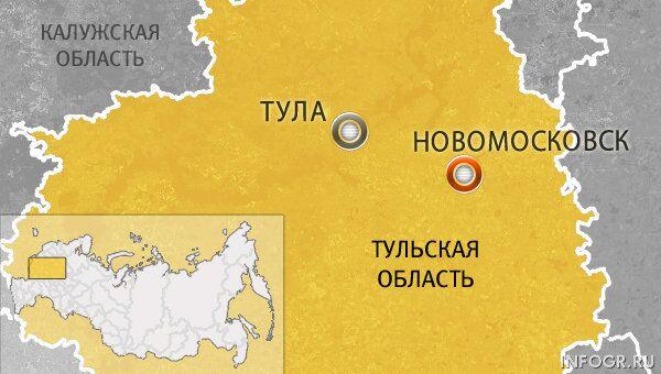 карта новомосковска картинка наши