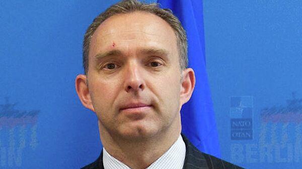 Глава политического департамента МИД Великобритании, специальный представитель в Афганистане и Пакистане Марк Седвилл