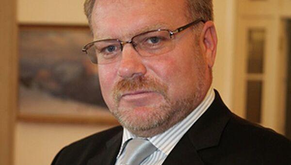 Председатель Правительства Кабардино-Балкарской Республики Иван Гертер