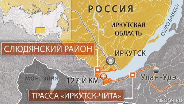 Слюдянский район, Иркутская область