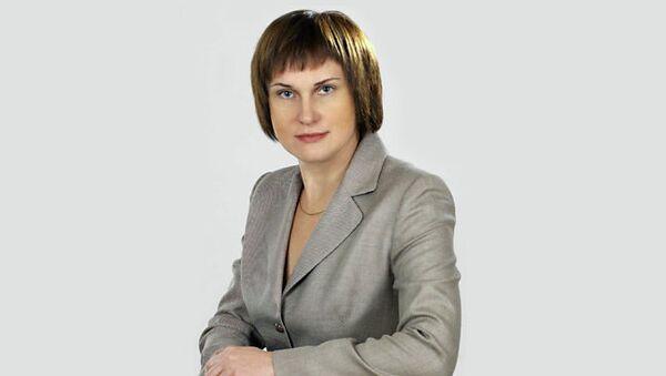 Экс-глава города Кандалакши Ольга Михеева