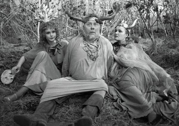 Кадр из фильма Комический любовник или любовные затеи сэра Джона Фальстафа